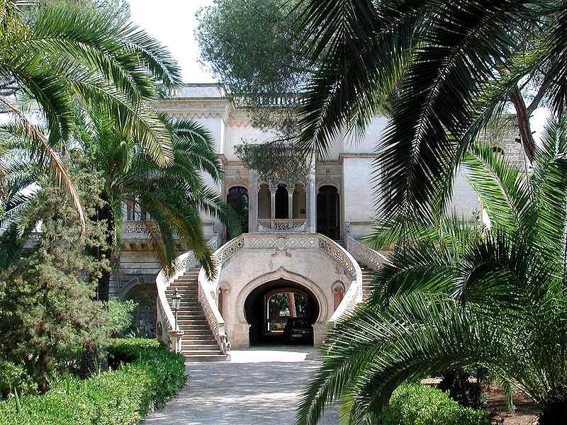 Vacanze nel salento a santa caterina una breve guida the puglia immobiliare - Stile immobiliare nardo ...