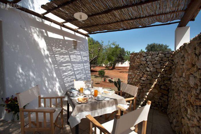 I mulicchi il resort tra gli ulivi di specchia the for Lavanderia in campagna