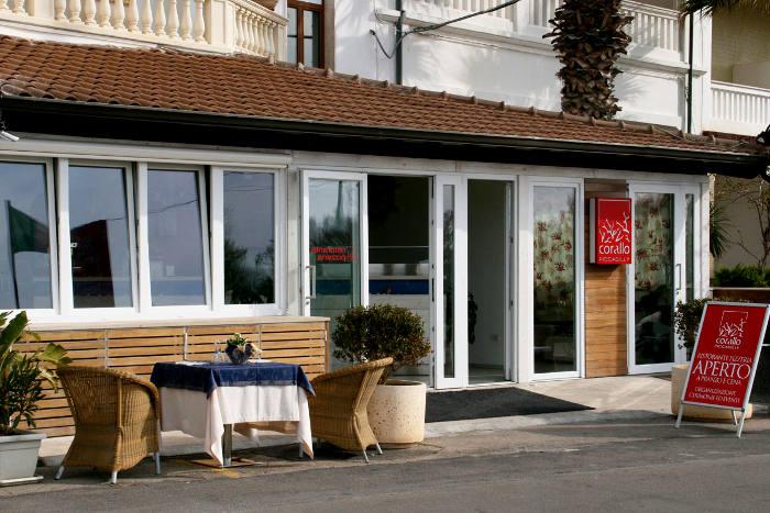 Corallo Hotel Ristorante Per Mangiare Bene Nei Dintorni Di Gallipoli