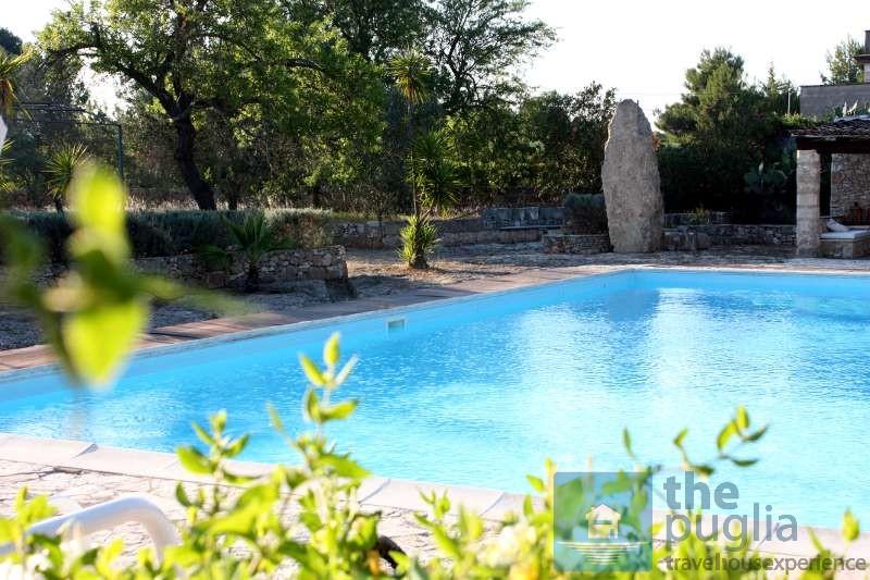 Bellissima villa con piscina e pineta in affitto in - Villa con piscina salento ...