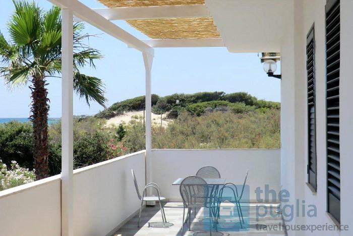 appartamenti vista mare dietro le dune di punta prosciutto