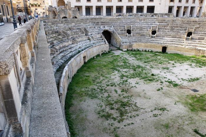 lecce-anfiteatro-romanao