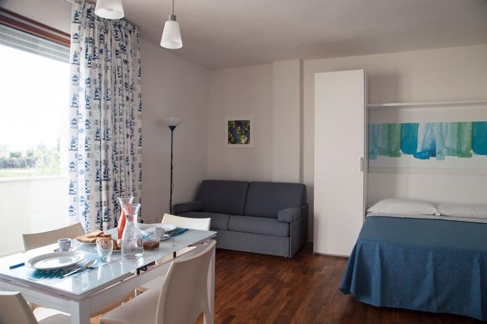 camera-letto-appartamento-per-le-vacanze-monolocale