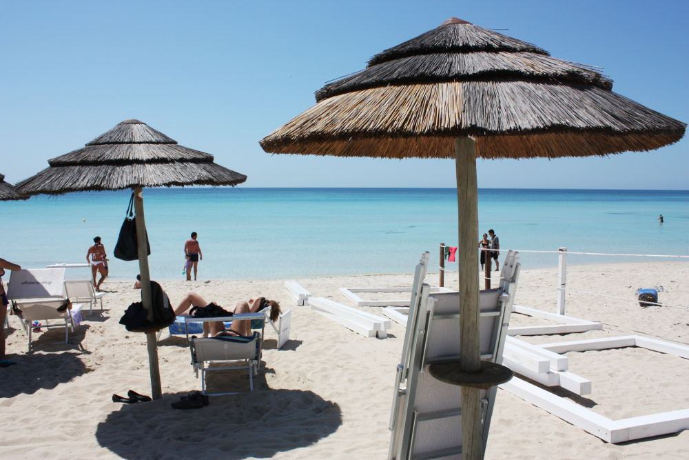 Le mie 10 spiagge preferite del salento the puglia immobiliare - Stile immobiliare nardo ...