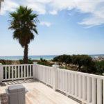 Appartamenti vista mare dietro le dune di Punta Prosciutto a Porto Cesareo