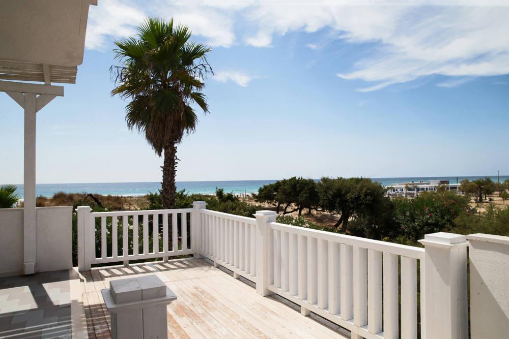 Appartamenti Fronte Mare Sulla Spiaggia In Affitto: Appartamenti Vista Mare Dietro Le Dune Di Punta Prosciutto