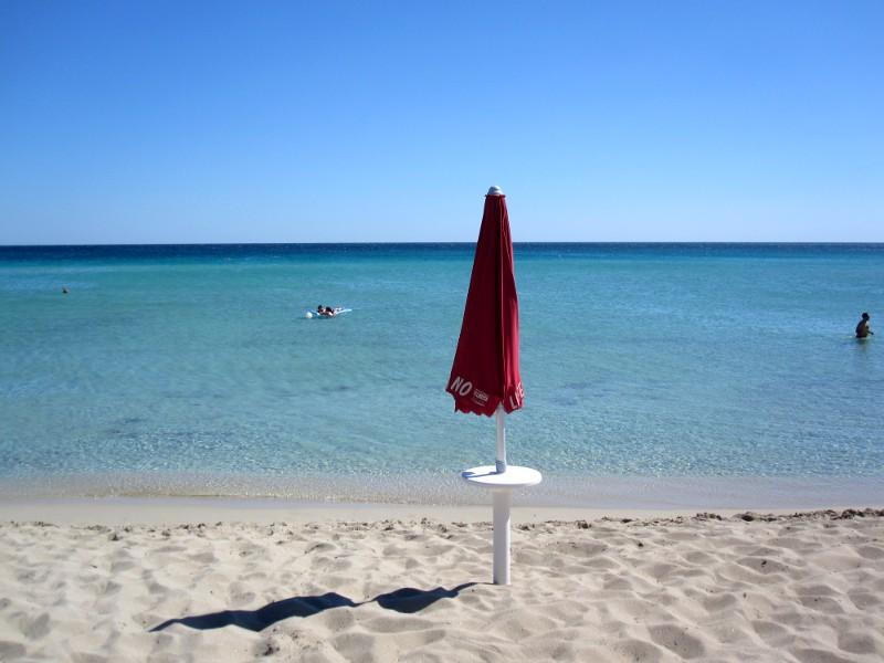 Foto Del Mare E Delle Spiagge Del Salento A Punta Prosciutto