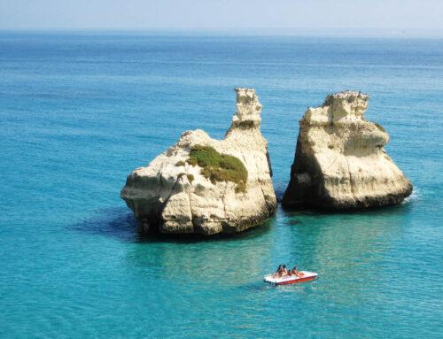 Torre dell'Orso, the most beautiful beach on the Adriatic Puglia