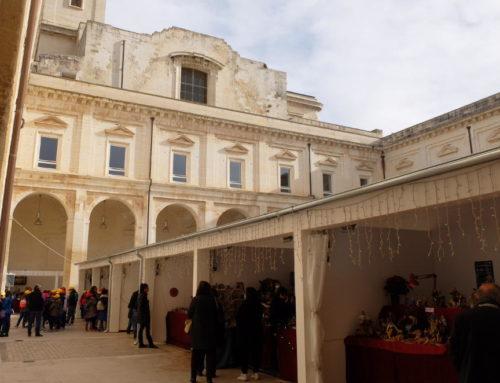 Mercatini di Natale a Lecce: la Fiera di Santa Lucia