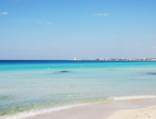 8 spiagge belle del Salento ionico in Puglia