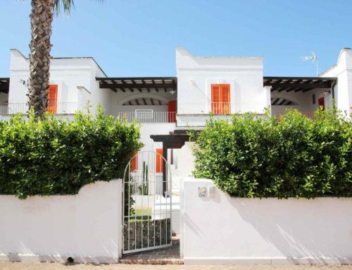 Ville con giardino privato in affitto in Salento