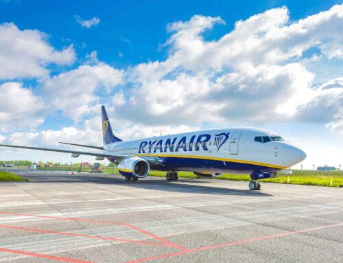 Nuovi voli per Brindisi e Bari per Ryanair